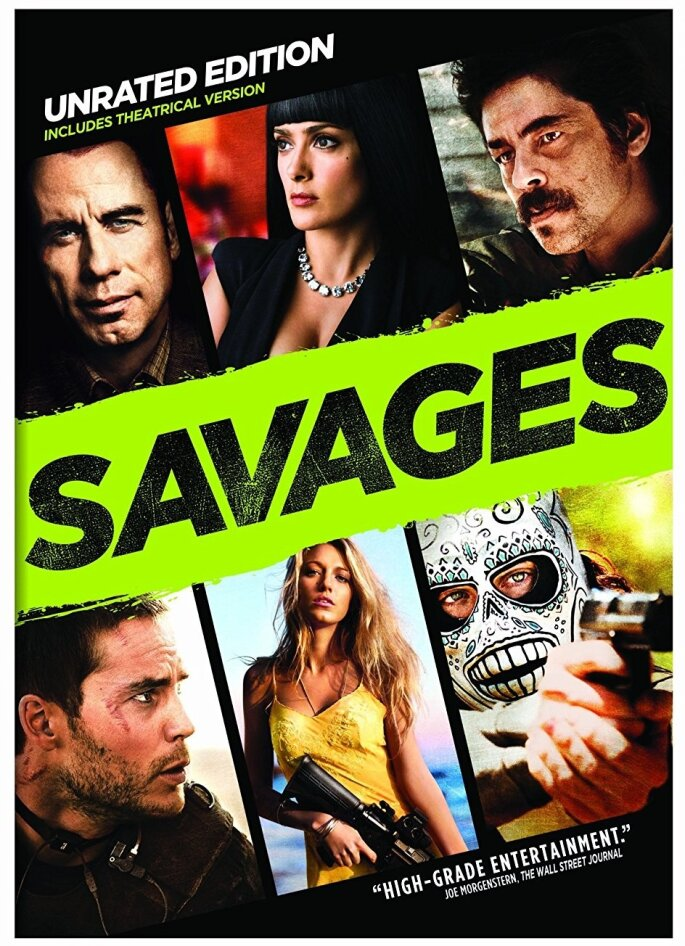 Savages (2012) (Unrated)