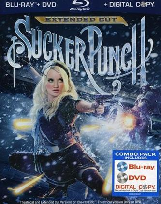 Sucker Punch (2011) (Extended Edition, Blu-ray + DVD)