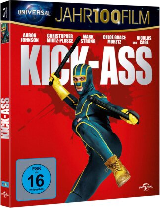 Kick-Ass (2010) (Jahrhundert-Edition)