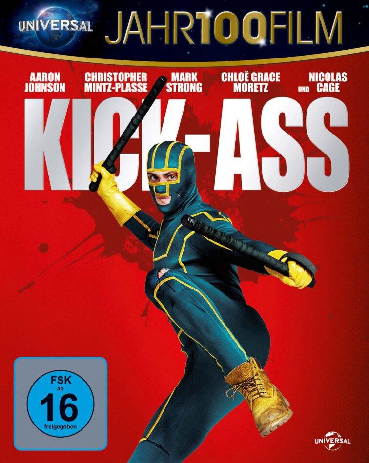 Kick-Ass (2010) (Jahrhundert-Edition)