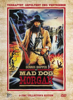 Mad Dog Morgan (Collector's Edition, Director's Cut, Limited Edition, Mediabook, Uncut, 2 DVDs)