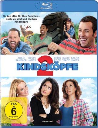 Kindsköpfe 2 (2013)