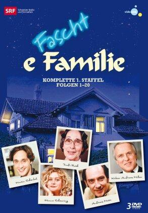 Fascht e Familie - Staffel 1 (3 DVDs)