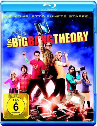 The Big Bang Theory - Staffel 5 (2 Blu-rays)