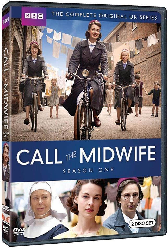 Call the Midwife - Season 1 (BBC, 2 DVDs)