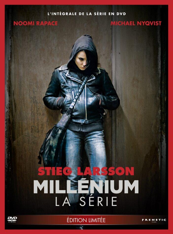 Millénium - La série 1 - 3 (Director's Cut, Edizione Limitata, 4 DVD)