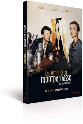 Les amants de Montparnasse - Montparnasse 19 (1958) (Collection Gaumont Classiques, s/w)