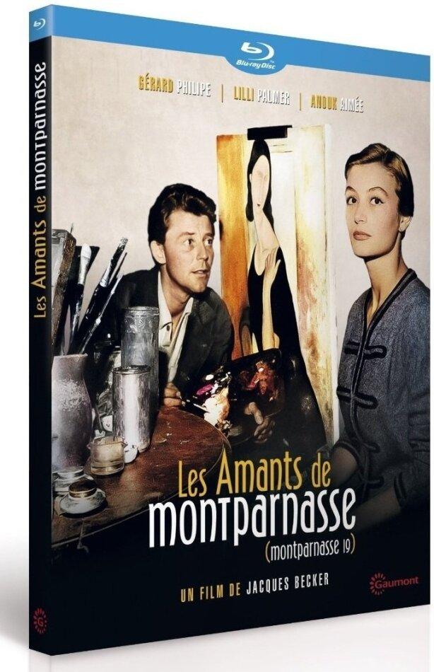 Les amants de Montparnasse - Montparnasse 19 (1958) (Collection Gaumont Classiques)