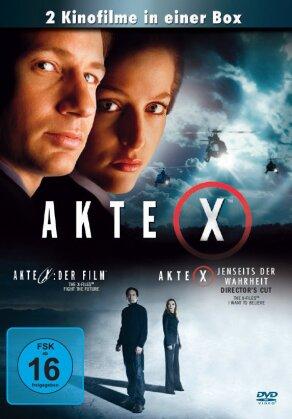 Akte X - Der Film / Jenseits der Wahrheit (2 DVDs)