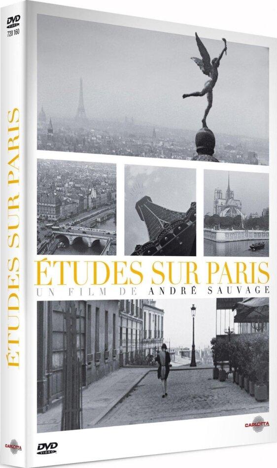 Études sur Paris (s/w)