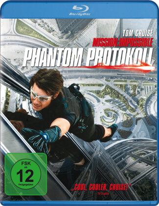 Mission: Impossible 4 - Phantom Protokoll (2011) (Single Edition)