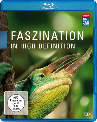 Faszination in High Definition - 25 Jahre Universum - ORF (2 Blu-rays)