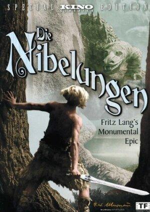 Die Nibelungen (1924) (Deluxe Edition, Versione Rimasterizzata, 2 DVD)