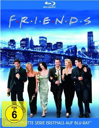 Friends - Die komplette Serie (21 Blu-rays)
