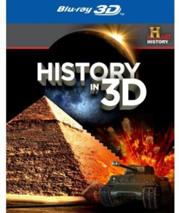 The History Channel - History in 3D (3 Blu-ray 3D)