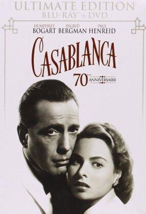 Casablanca (1942) (n/b, Ultimate Edition, 2 Blu-ray + DVD)