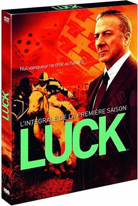 Luck - Saison 1 (3 DVDs)
