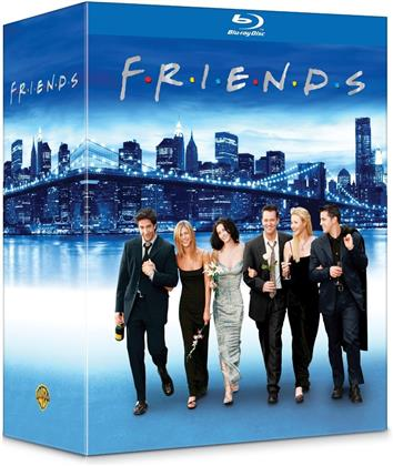 Friends - L'intégrale - Saisons 1 à 10 (21 Blu-rays)
