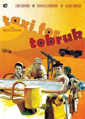 Taxi for Tobruk (1960) (s/w)