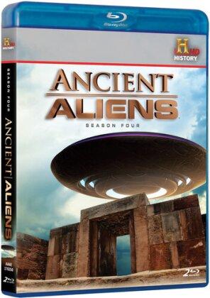 Ancient Aliens - Season 4 (2 Blu-ray)