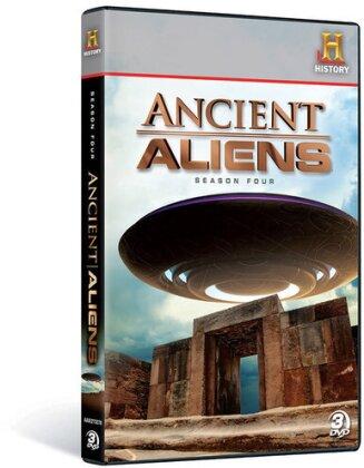 Ancient Aliens - Season 4 (2 DVD)