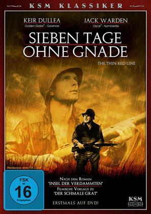 Sieben Tage ohne Gnade - The thin red line (1964) (1964) (s/w)