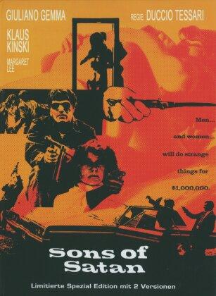 Sons of Satan - Der Bastard (1968) (Limitierte Special Edition mit 2 Versionen, Mediabook, Uncut)
