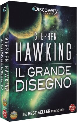 Stephen Hawking - Il grande disegno (2012) (Box, 2 DVDs)