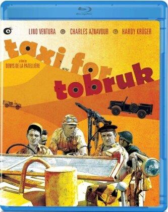 Taxi for Tobruk - Un taxi pour Tobrouk (1960)
