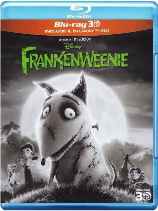 Frankenweenie (2012) (Blu-ray 3D + Blu-ray)