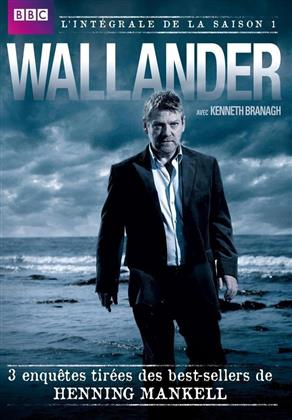 Wallander - Saison 1 (BBC, 2 DVD)