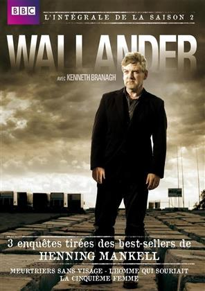 Wallander - Saison 2 (BBC, 2 DVDs)