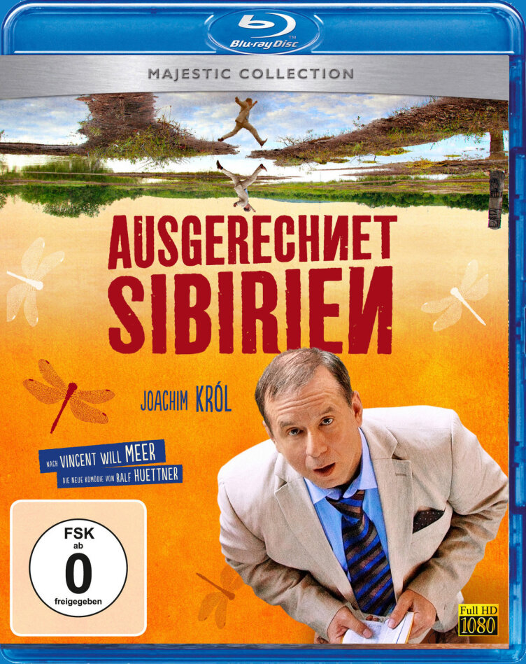 Ausgerechnet Sibirien