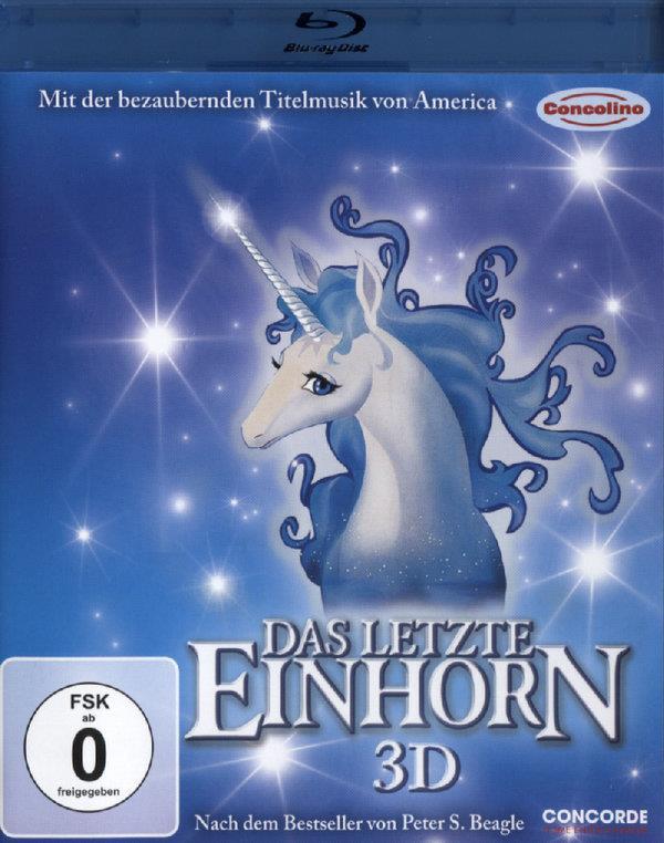 Das letzte Einhorn (1982)