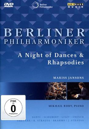 Berliner Philharmoniker, Mariss Jansons, … - Waldbühne in Berlin 1994 - An Night of Dances & Rhapsodies (Arthaus Musik)