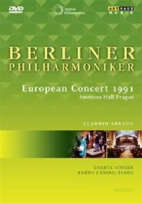 Berliner Philharmoniker, Claudio Abbado & Cheryl Studer - European Concert 1991 from Prague