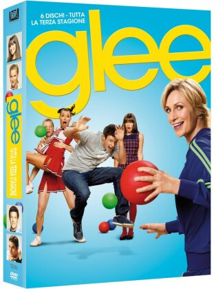 Glee - Stagione 3 (6 DVDs)