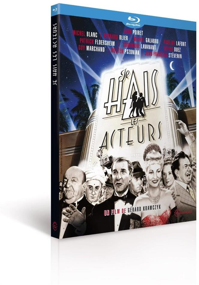 Je hais les acteurs (1986) (s/w)