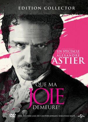 Alexandre Astier - Que ma joie demeure ! (Collector's Edition, DVD + Libro)