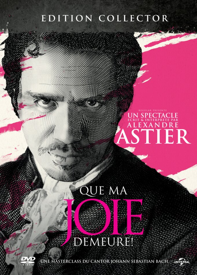 Alexandre Astier - Que ma joie demeure ! (Collector's Edition, DVD + Buch)