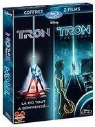 Tron 1 & 2 (2 Blu-rays)