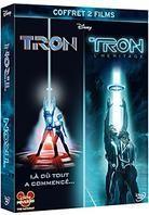 Tron 1 & 2 (2 DVDs)