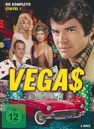 Vega$ - Staffel 1 (6 DVDs)
