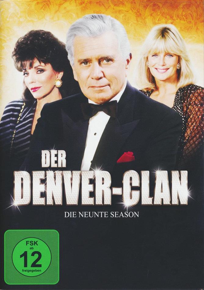 Der Denver-Clan - Staffel 9 (6 DVDs)