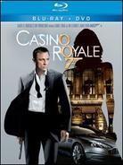 James Bond: Casino Royale (2006) (Blu-ray + DVD)