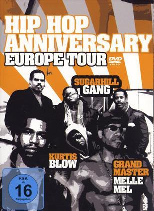 Various Artists - Hip Hop Anniversary Europe Tour (3 DVDs)