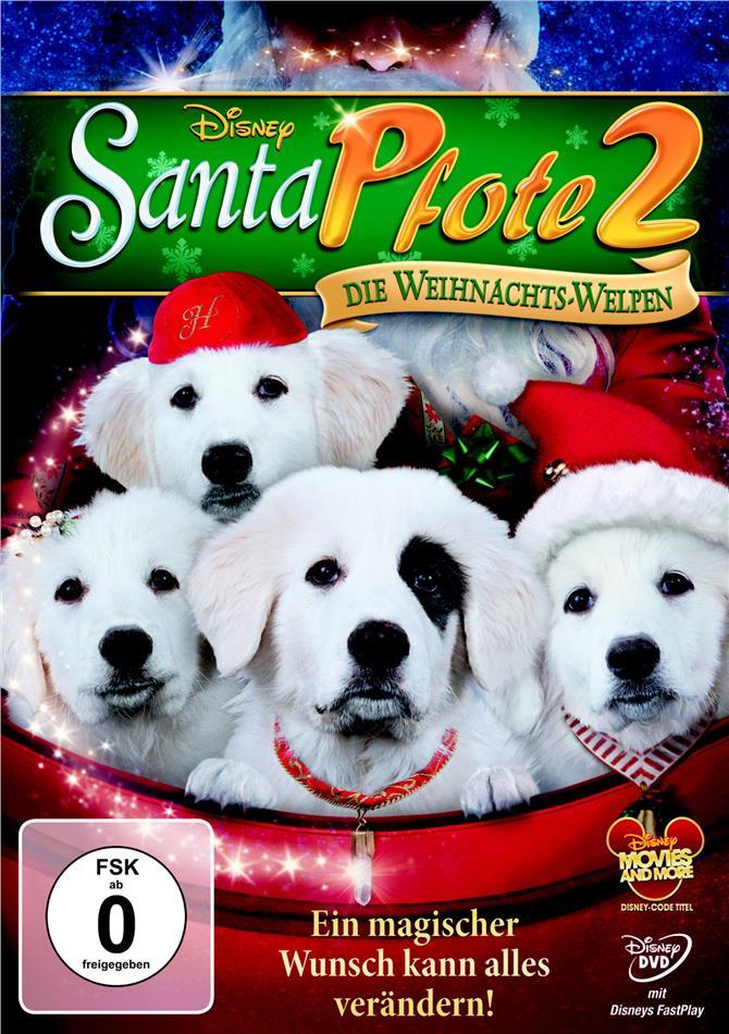 Santa Pfote 2 - Die Weihnachts-Welpen (2012)