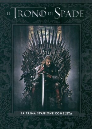 Il Trono di Spade - Stagione 1 (5 DVD)