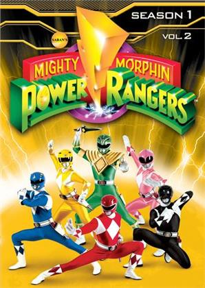 Mighty Morphin Power Rangers - Season 1.2 (3 DVDs)