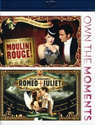 Moulin Rouge / Romeo & Juliet - (Own the Moments, 2 Discs)